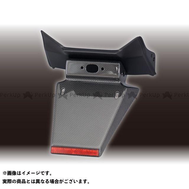 フォルスデザイン CB1300スーパーツーリング CB1300ST フェンダーレスキット(セット)/カーボン(平織り)ショートフェンダー ベースカラー:マットブラック FORCE DESIGN