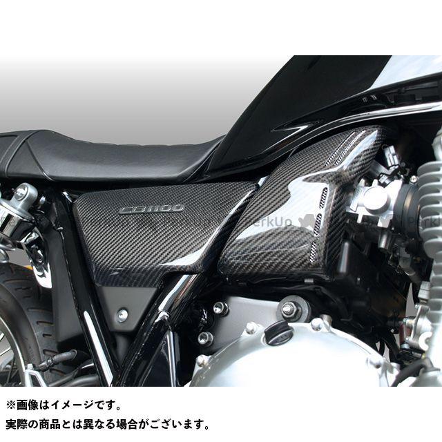フォルスデザイン CB1100 CB1100 カーボンサイドカバークラシック カラー:綾織りカーボン 仕様:立体エンブレム付き FORCE DESIGN