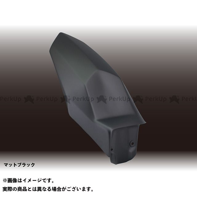 フォルスデザイン VFR1200X・クロスツアラー フェンダー VFR1200X インナーフェンダー マットブラック/H200005