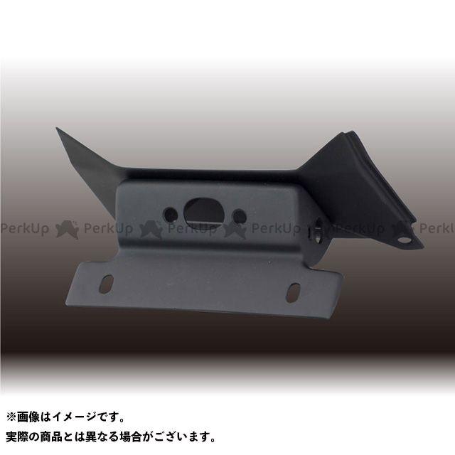 フォルスデザイン CB400スーパーフォア(CB400SF) CB400SF VTEC III フェンダーレスキット(セット)/STDフェンダー ベースカラー:マットブラック FORCE DESIGN