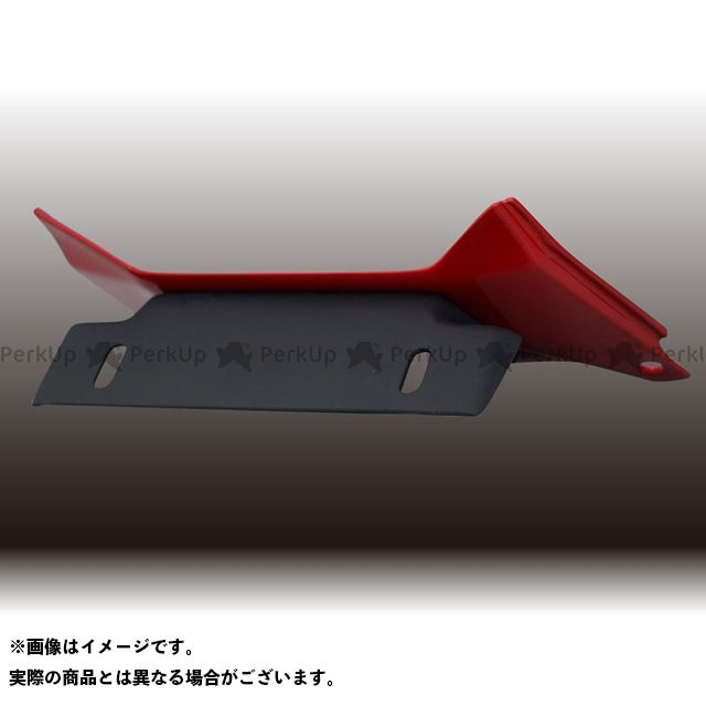 フォルスデザイン CB400スーパーフォア(CB400SF) CB400SF VTEC III フェンダーレスキット(セット)/ライセンスプレート取付用フェンダー ベースカラー:パールプリズムブラック FORCE DESIGN