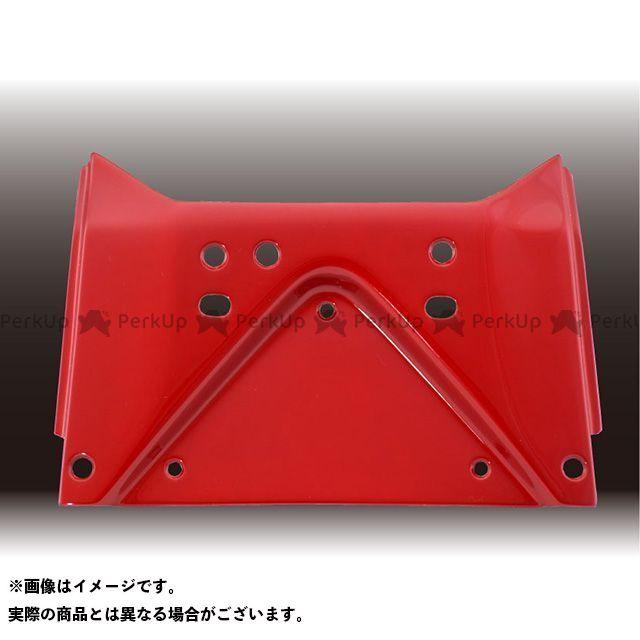 フォルスデザイン CB400スーパーフォア(CB400SF) CB400SF Revo フェンダーレスキット ベース(単体) カラー:キャンディープロミネンスレッド FORCE DESIGN