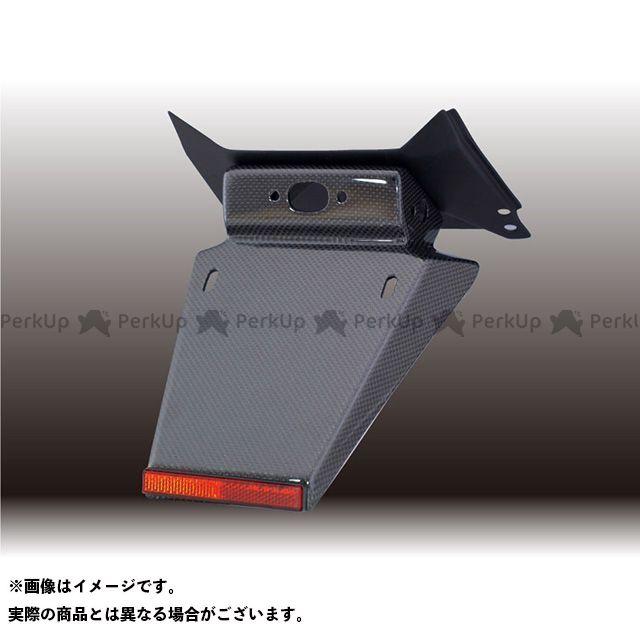 フォルスデザイン CB400スーパーフォア(CB400SF) CB400SF Revo フェンダーレスキット(セット)/カーボン(平織り)ショートフェンダー ベースカラー:マットブラック FORCE DESIGN