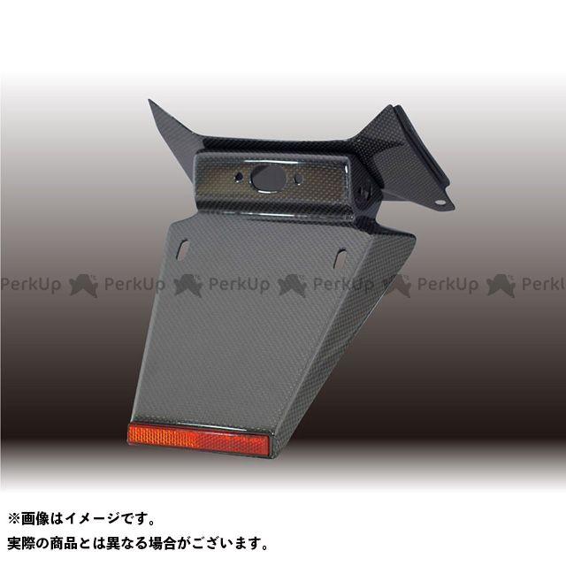 フォルスデザイン CB400スーパーフォア(CB400SF) CB400SF Revo フェンダーレスキット(セット)/カーボン(平織り)ショートフェンダー ベースカラー:カーボン(平織り) FORCE DESIGN
