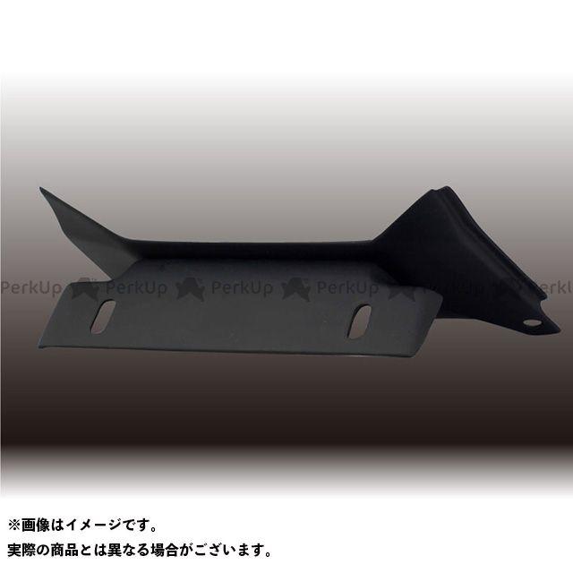 フォルスデザイン CB400スーパーフォア(CB400SF) CB400SF Revo フェンダーレスキット(セット)/ライセンスプレート取付用フェンダー ベースカラー:マットブラック FORCE DESIGN