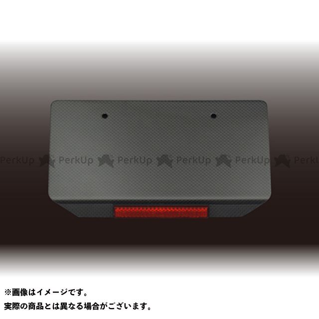 フォルスデザイン 汎用 汎用 カーボンナンバーベース ダブルフェイス スリムリフレクター付 カラー:平織りカーボン リフレクター取付部:角度45° FORCE DESIGN