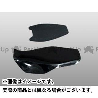 マジカルレーシング グロム フラットシートベース タンクエンド用(FRP製・黒) Magical Racing