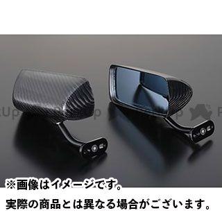 マジカルレーシング 汎用 GT カーボンミラー タイプ1 材質:平織りカーボン製 ステムカラー:ブラック フィッティングプレート:B Magical Racing