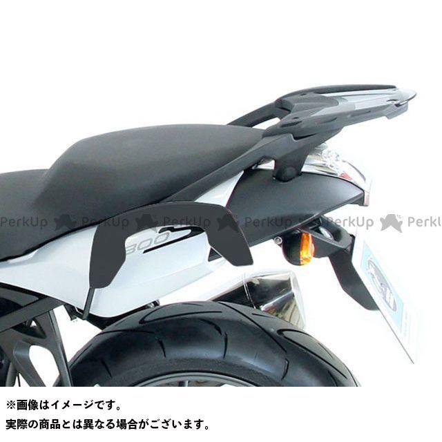 ヘプコアンドベッカー K1200R K1300R サイドソフトケースホルダー(キャリア)「C-Bow」(ブラック)  HEPCO&BECKER