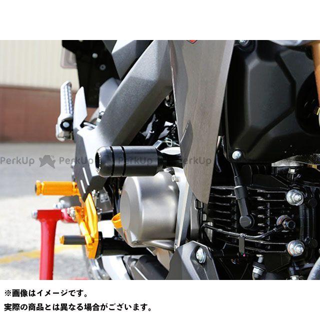 ベビーフェイス Z125プロ スライダー類 エンジンスライダー