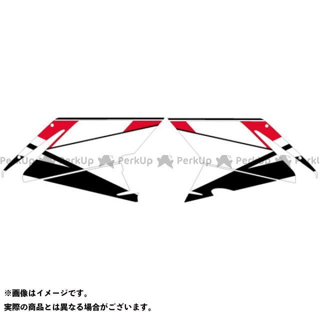 MDF 749S 999S 749S/999S グラフィックキット ベースモデル レッドタイプ タイプ:フロントサイドセット エムディーエフ