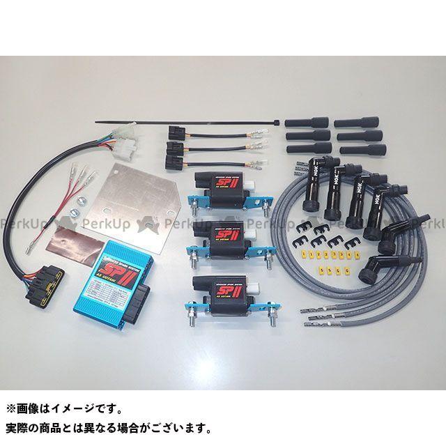 ASウオタニ KZ1300 CDI・リミッターカット SPIIフルパワーキット(K.KZ1300 コードセット付)