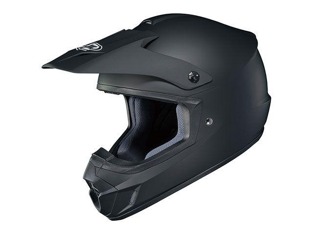 送料無料 HJC エイチジェイシー オフロードヘルメット HJH102 CS-MX2 ソリッド(ラバートーンブラック) L/59-60cm