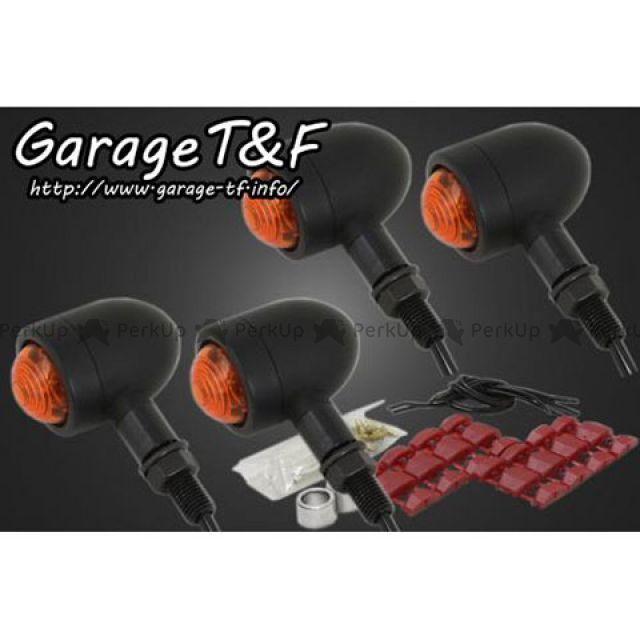 売り切れ必至! 【エントリーで最大P19倍】ガレージT&F W650 W650 マイクロウィンカーキット カラー:ブラック T&F, APdirect:15e18b14 --- coursedive.com