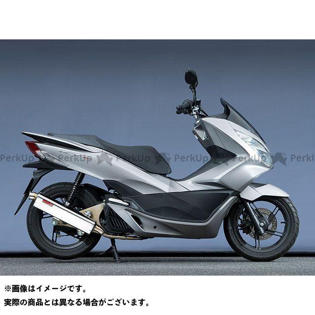 ヤマモトレーシング PCX150 マフラー本体 PCX150 SUS フルエキ TYPE-S