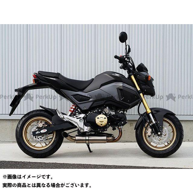 ヤマモトレーシング グロム 16~GROM SUS DOWN TYPE-2 YAMAMOTO RACING