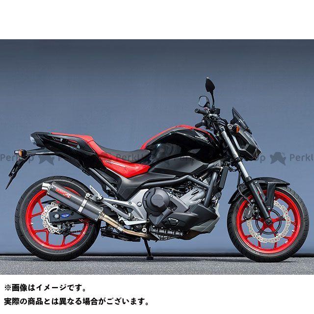 ヤマモトレーシング NC750S NC750X 16~NC750S/X SLIP-ON カーボン YAMAMOTO RACING