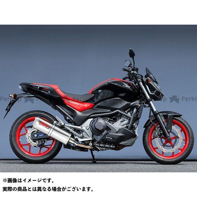 【無料雑誌付き】ヤマモトレーシング NC750S NC750X 16~NC750S/X SLIP-ON TYPE-S YAMAMOTO RACING
