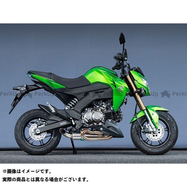 ヤマモトレーシング Z125プロ Z125 PRO SUS DOWN TYPE-1 YAMAMOTO RACING