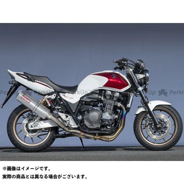 ヤマモトレーシング CB1300スーパーボルドール CB1300スーパーフォア(CB1300SF) マフラー本体 14~CB1300SF/SB TI4-2-1 UP-TYPE TYPE-SA