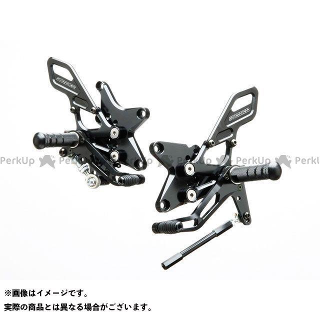 ストライカー ニンジャZX-10R スペシャルステップキット(ブラック) STRIKER