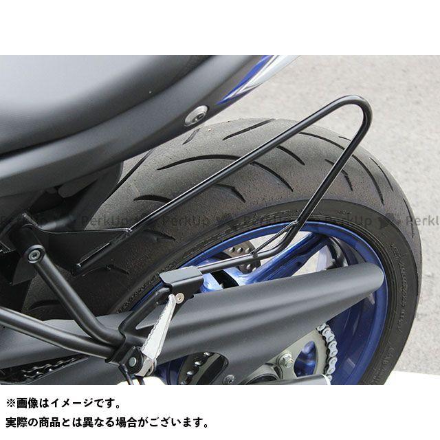 キジマ SV650 バッグサポート(ブラック)  KIJIMA
