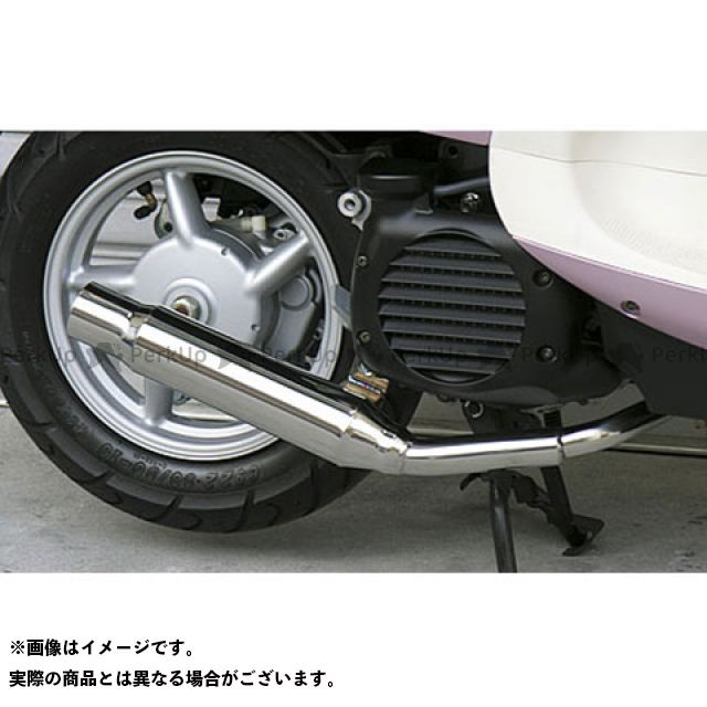 ウイルズウィン ビーノ ビーノ(JBH-SA54J)用 シャープマフラー