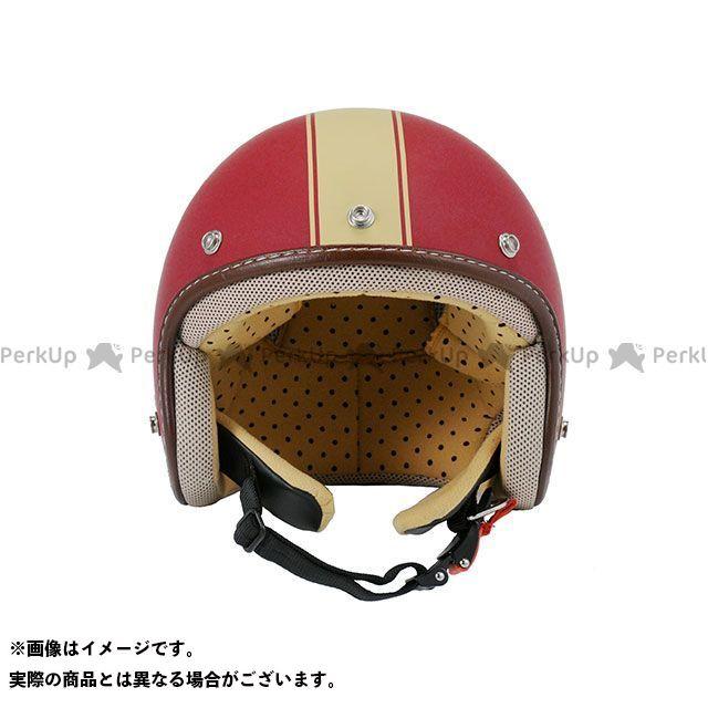 送料無料 AXS アークス ジェットヘルメット SNJ-27 スヌーピー ヘルメット アメリカン(ワインレッド)