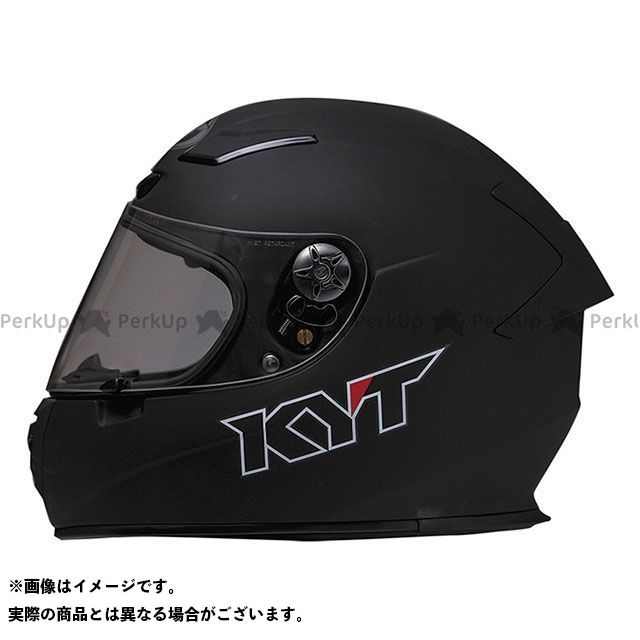 KYT KR-1 【日本上陸2周年記念特価】 マットブラック L/59-60cm ケーワイティー