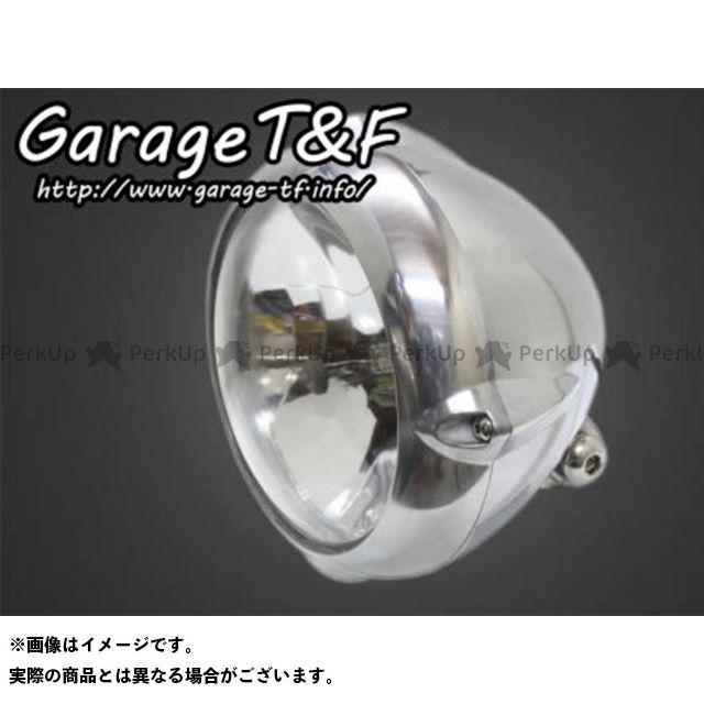ガレージT&F 汎用 5.75インチビンテージライト カラー:ポリッシュ ガレージティーアンドエフ
