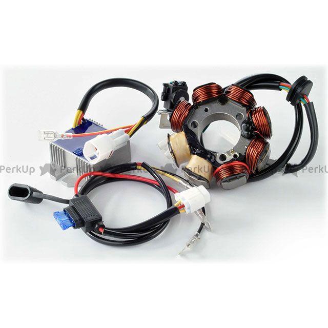 トレイルテック CRF150F その他電装パーツ 70w 高出力DCステーターキット(オルタネーター)Honda CRF150F 2003-2005用