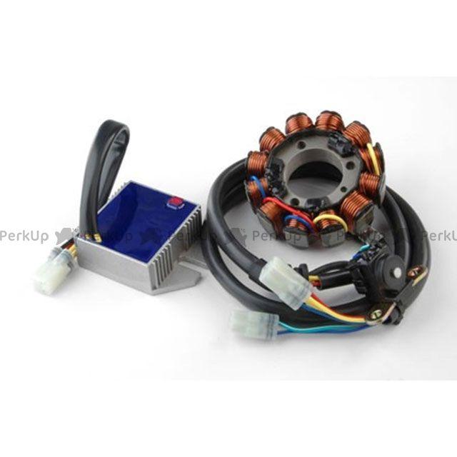 トレイルテック CRF450X その他電装パーツ 70w 高出力DCステーターキット(オルタネーター)Honda 05-16 CRF450X用