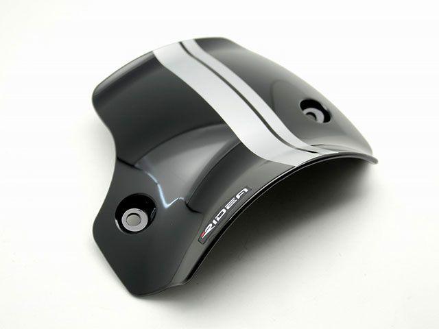 送料無料 リデア XSR900 スクリーン関連パーツ ウィンドスクリーン ダークスモーク チタン