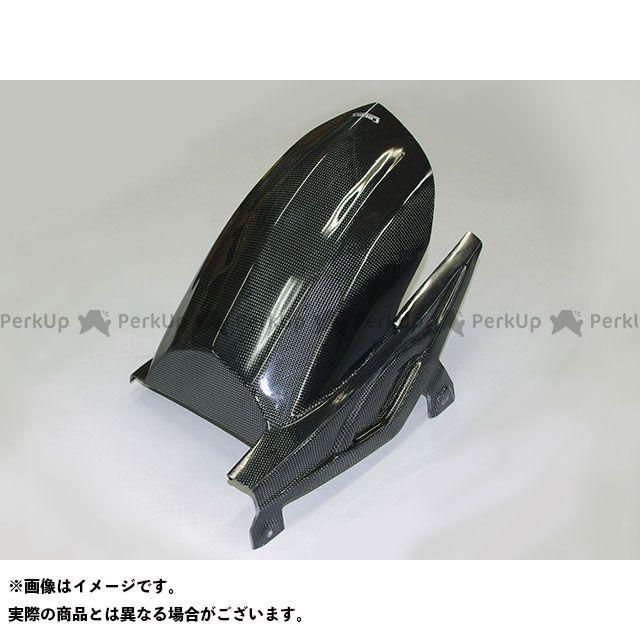 コワース YZF-R25 YZF-R3 リアフェンダー RSタイプ 材質:FRP黒ゲル COERCE