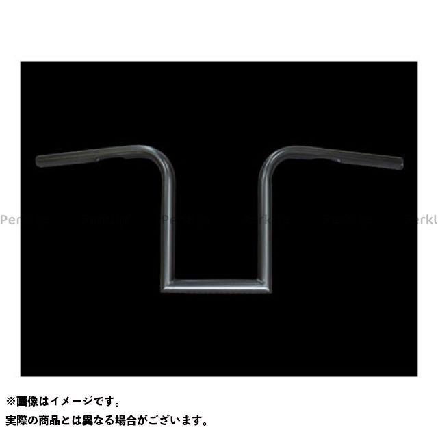 【無料雑誌付き】ネオファクトリー ハーレー汎用 10.5in ストリートバーハンドル カラー:ブラック 仕様:ヘコミ有り ネオファク