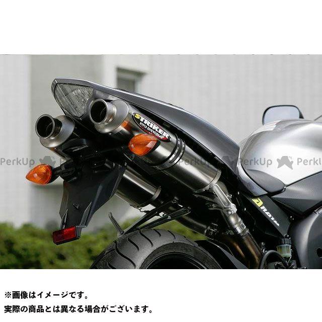 ストライカー YZF-R1 RC SLIP-ON チタンミラーフィニッシュ STRIKER