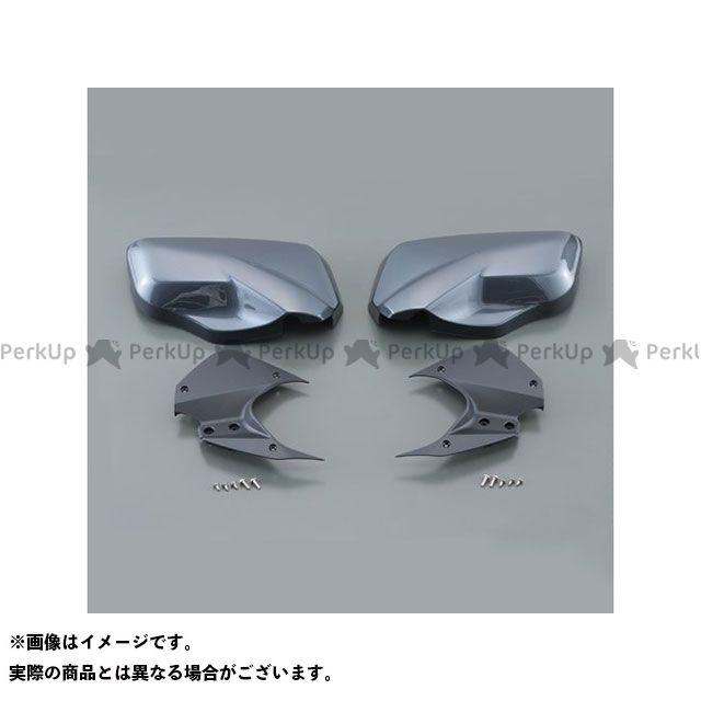 【無料雑誌付き】ワイズギア FJR1300AS/A ナックルガード カラー:ダークグレー Y'S GEAR