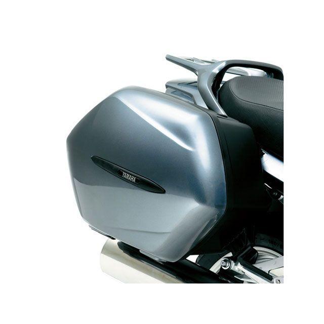 ワイズギア FJR1300AS/A ツーリング用ボックス サイドケース グレー 右