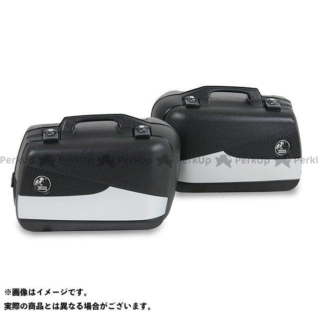 <title>ヘプコ ベッカー HEPCO BECKER お金を節約 ツーリング用バッグ ツーリング用品 無料雑誌付き 汎用 Junior サイドケース FLASH 40 左右セット</title>