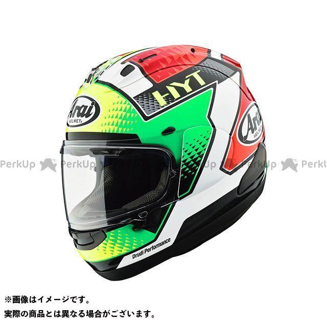 アライ ヘルメット Arai フルフェイスヘルメット 【東単オリジナル】 RX-7X GIUGLIANO(ジュリアーノ) 61-62cm