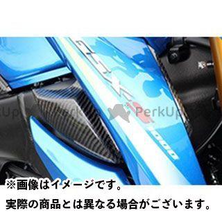 マジカルレーシング GSX-S1000 サイドインナーダクト(左右セット) 綾織りカーボン製 Magical Racing