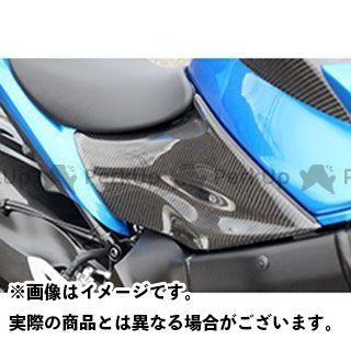 【エントリーで更にP5倍】【特価品】マジカルレーシング GSX-S1000 シートサイドカバー(左右セット) 材質:綾織りカーボン製 Magical Racing