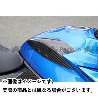 【特価品】マジカルレーシング GSX-S1000 タンクサイドパッド(左右セット) 材質:綾織りカーボン製 Magical Racing