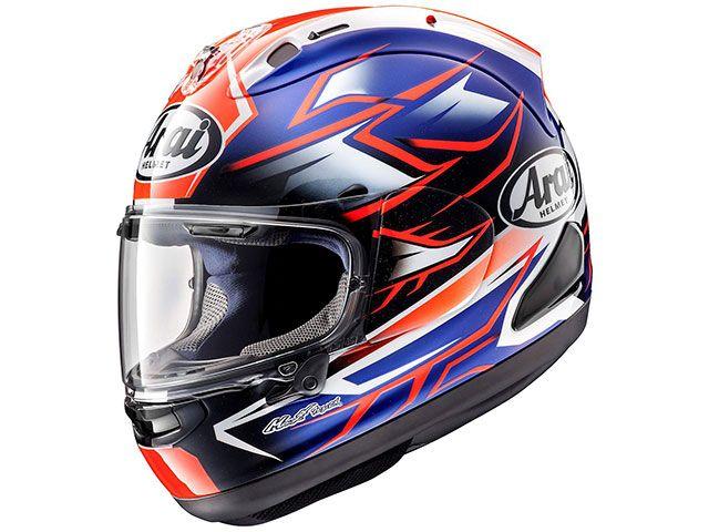 アライ ヘルメット Arai フルフェイスヘルメット RX-7X GHOST(ゴースト) ブルー 61-62cm