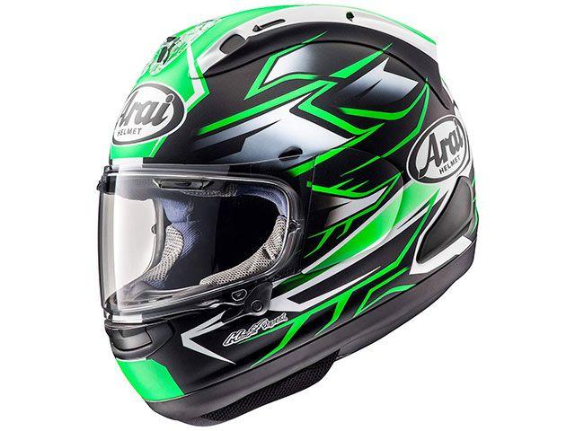 アライ ヘルメット Arai フルフェイスヘルメット RX-7X GHOST(ゴースト) グリーン 55-56cm
