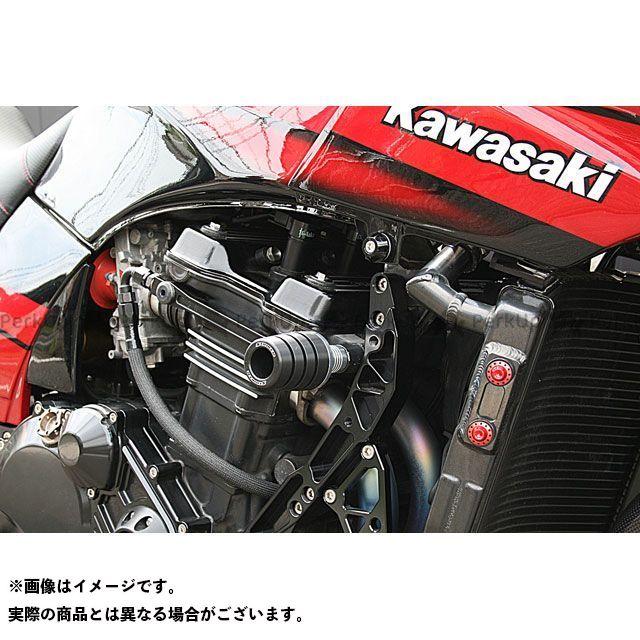 【エントリーで最大P23倍】ストライカー GPZ750R ニンジャ900 ガードスライダー STRIKER