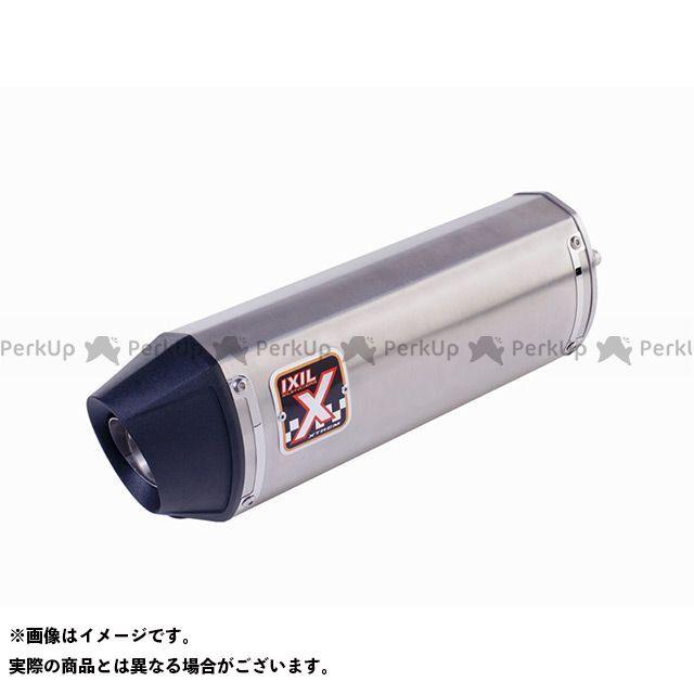 送料無料 イクシル Z250SL マフラー本体 KAWASAKI Z250SL (15) SLIP ON SOVS-オーバルタイプ フルエキ