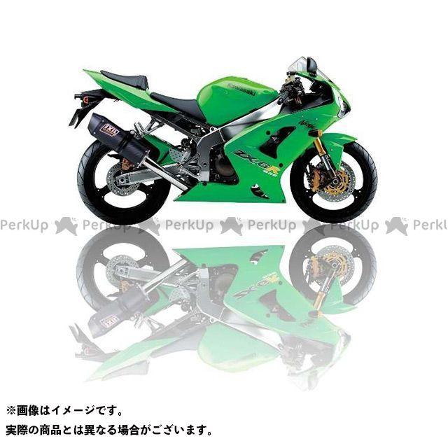 イクシル その他のモデル KAWASAKI ZX 636 R/RR (03-04) ZX636B SLIP ON マフラータイプ:COV IXIL