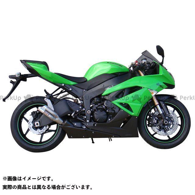 イクシル その他のモデル KAWASAKI ZX636R (13) SLIP ON マフラータイプ:L2X-デュアルラウンドタイプ IXIL