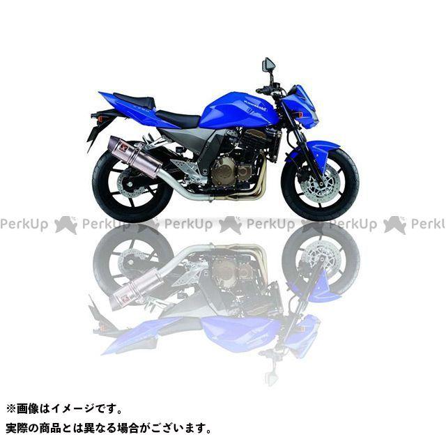 送料無料 イクシル Z750 マフラー本体 KAWASAKI Z750 (04-06) ZR750J SLIP ON SOVS-オーバルタイプ フルエキ